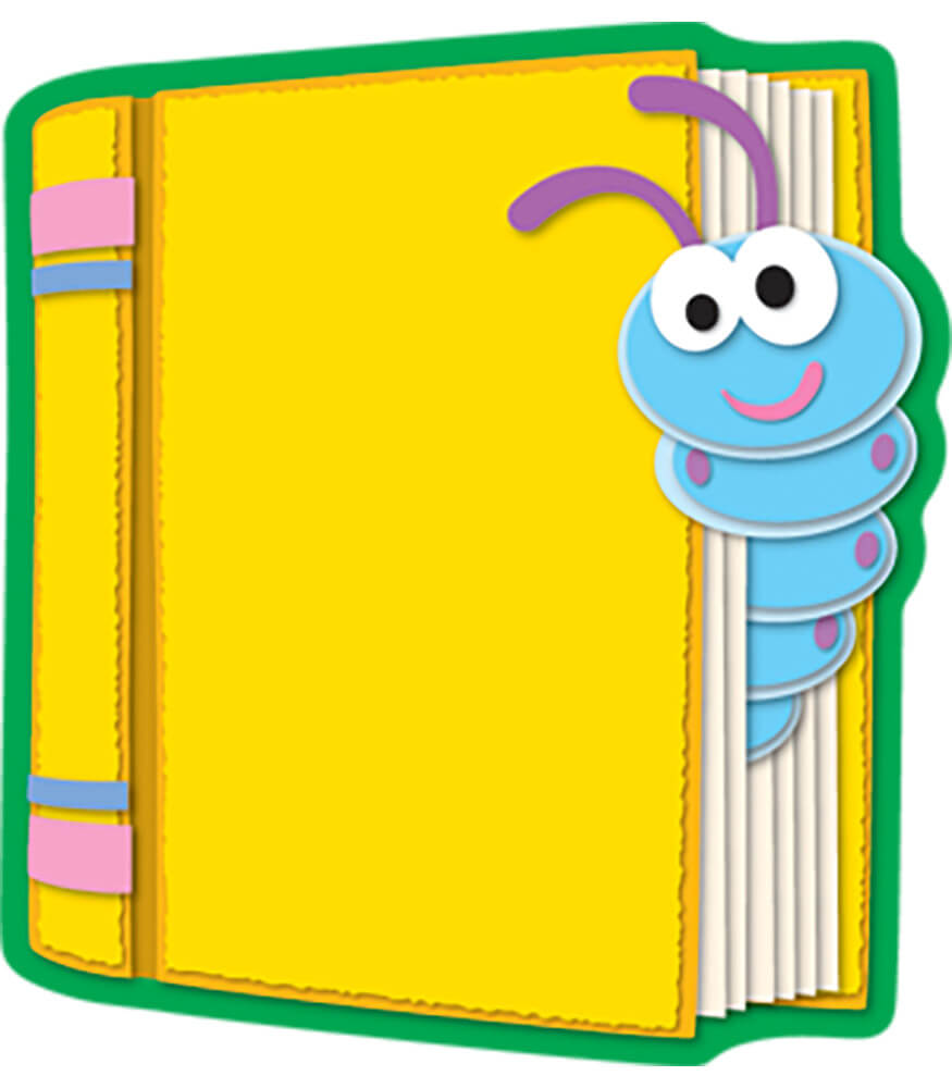 Book Notepad Product Image