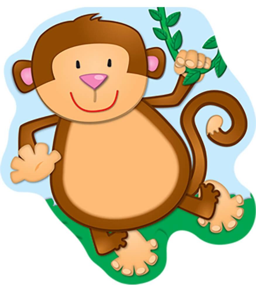 Monkey Notepad Product Image