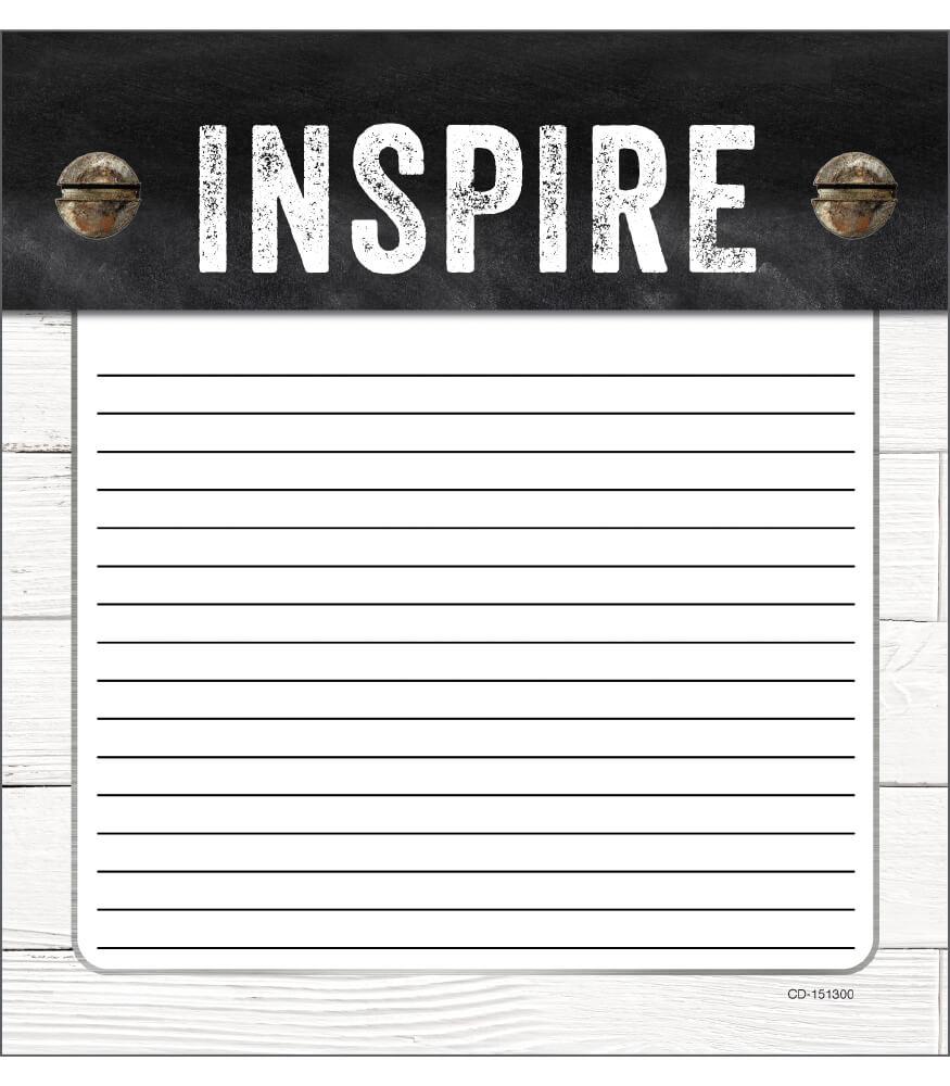 Shiplap Notepad Product Image