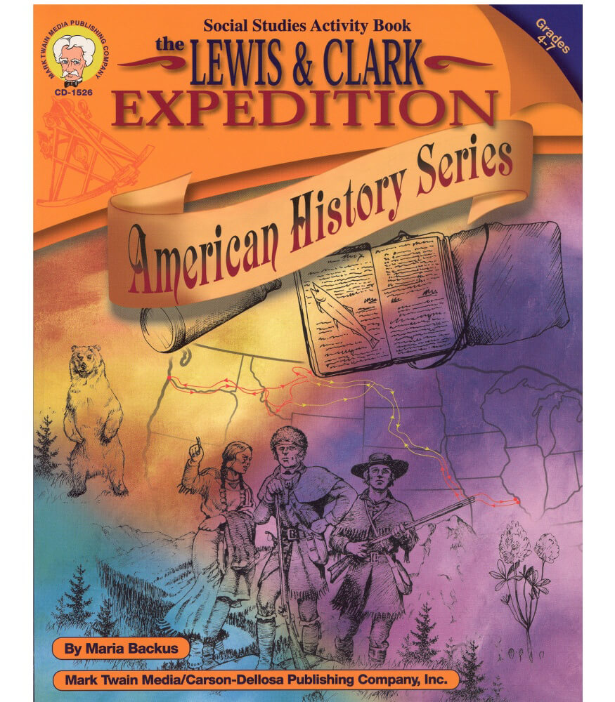 The Lewis and Clark Expedition Resource Book Product Image