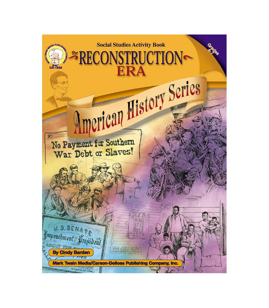 The Reconstruction Era Resource Book Product Image