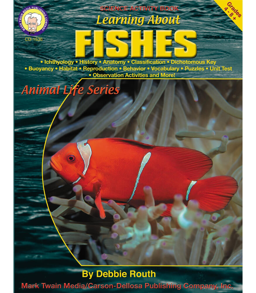 Learning About Fishes Resource Book Product Image