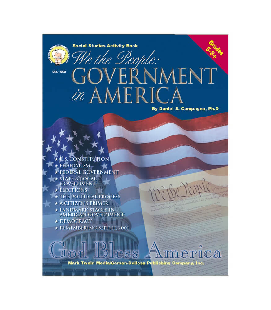 We the People Resource Book Product Image