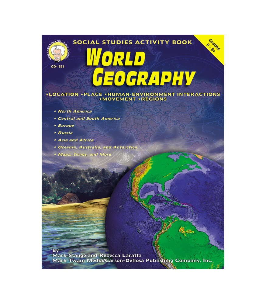 World Geography Resource Book Product Image