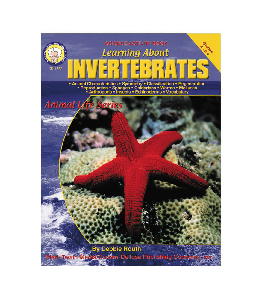 Learning About Invertebrates Resource Book Product Image
