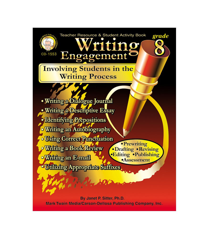 Writing Engagement Resource Book Product Image
