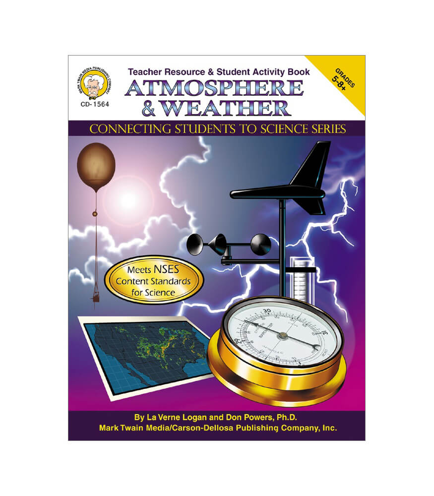 Atmosphere & Weather Resource Book Product Image