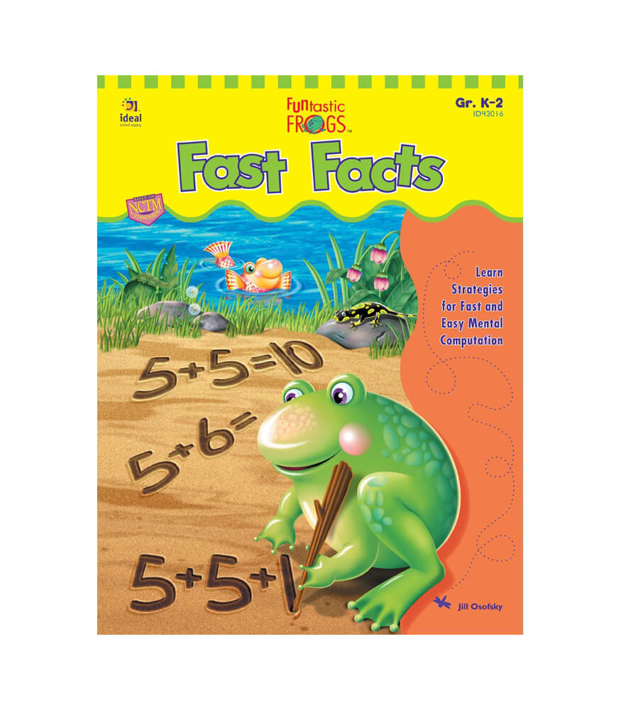 Funtastic Frogs™ Fast Facts Resource Book Product Image