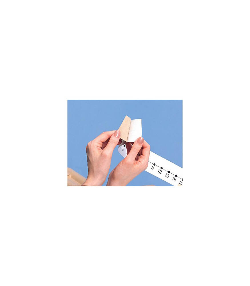 Student Number Lines with Adhesive Backs Desk Tape Product Image