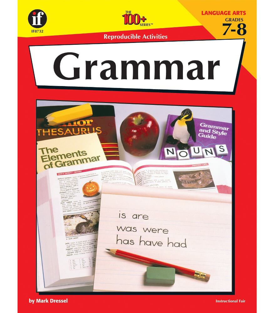 Grammar Resource Book Product Image
