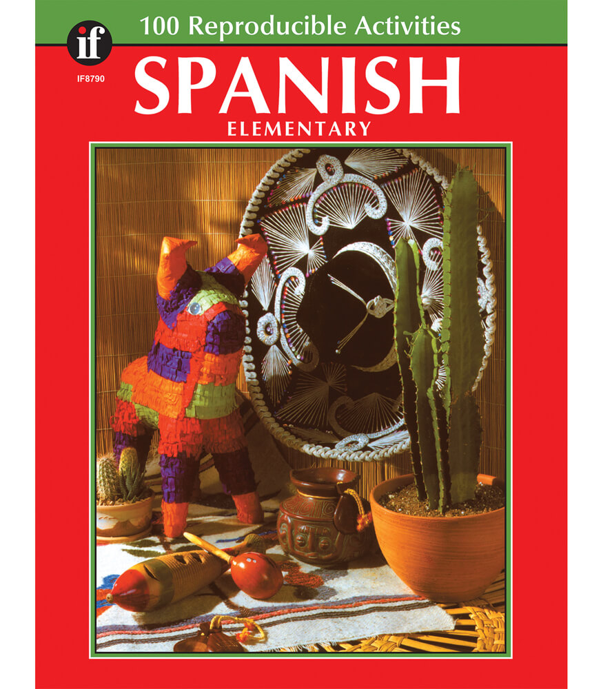 The 100+ Series™ Spanish Resource Book Product Image
