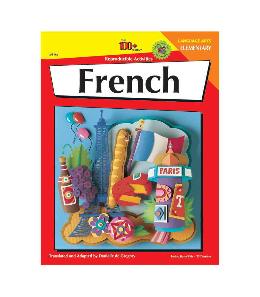 French Resource Book Product Image