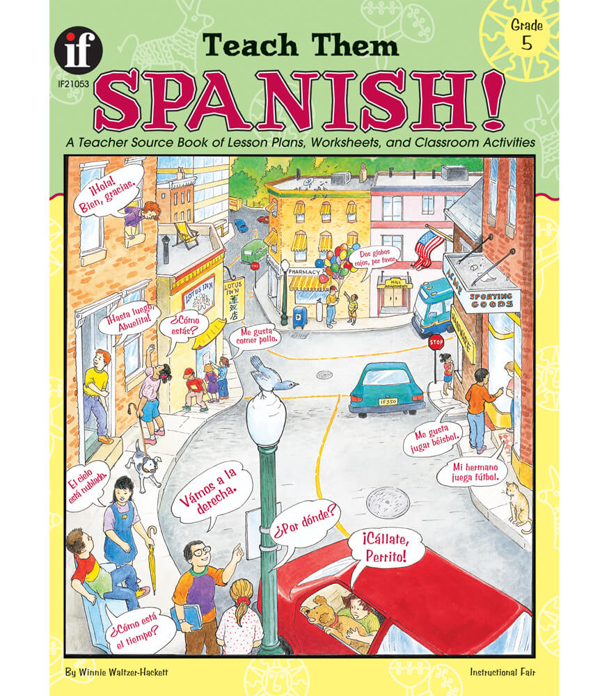 Teach Them Spanish! Resource Book