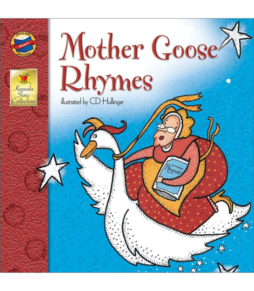 Mother Goose Rhymes Storybook Product Image