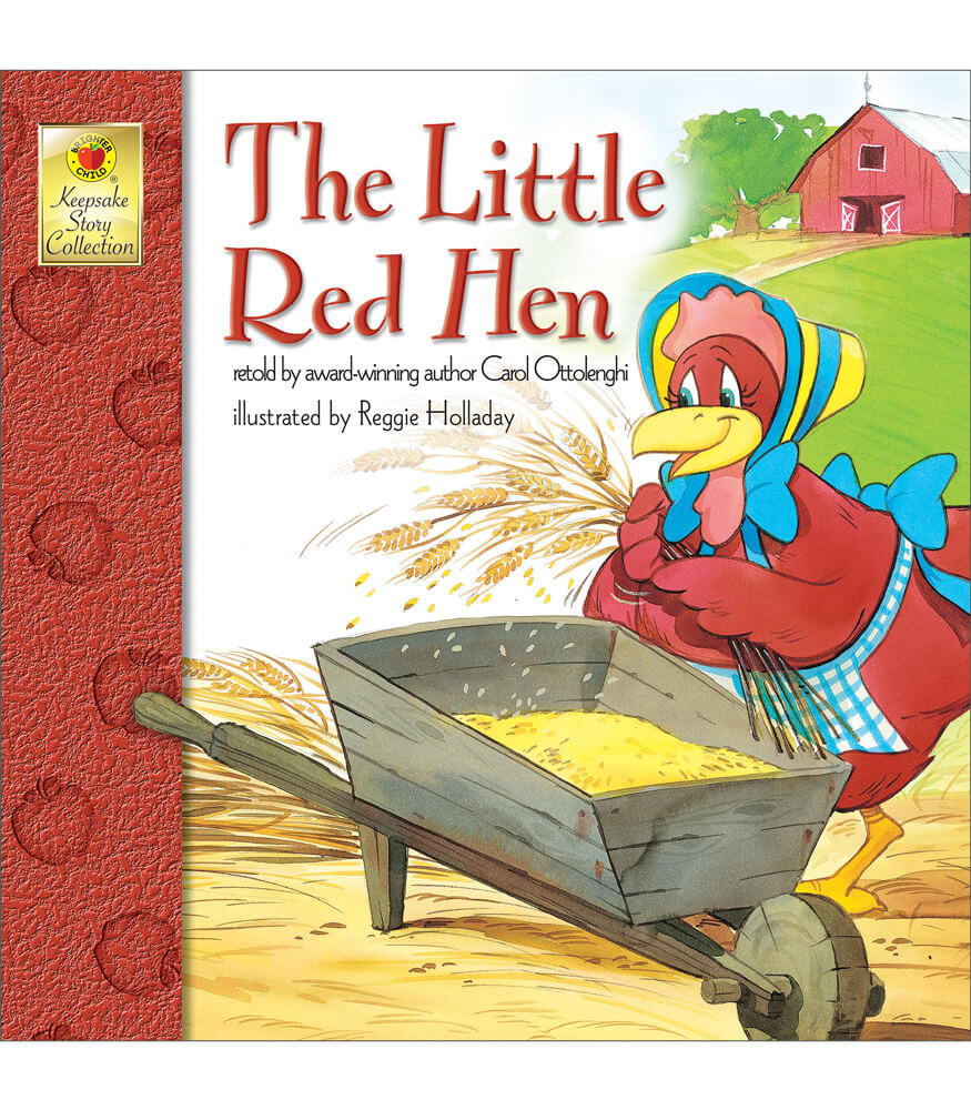 The Little Red Hen Storybook Product Image