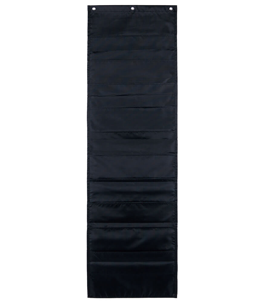 Storage: Black Pocket Chart Product Image