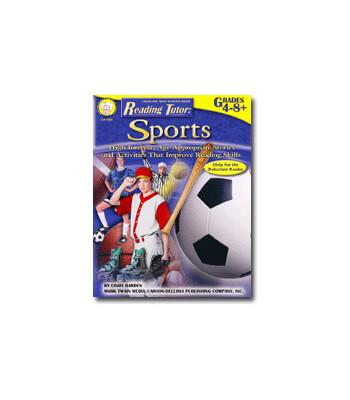 Tutor Series Reading Tutor: Sports Resource Book Product Image
