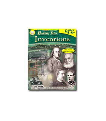 Reading Tutor: Inventions Resource Book Product Image