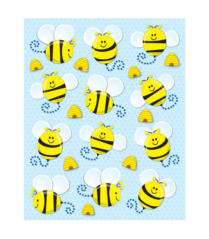 Bees Shape Stickers Product Image