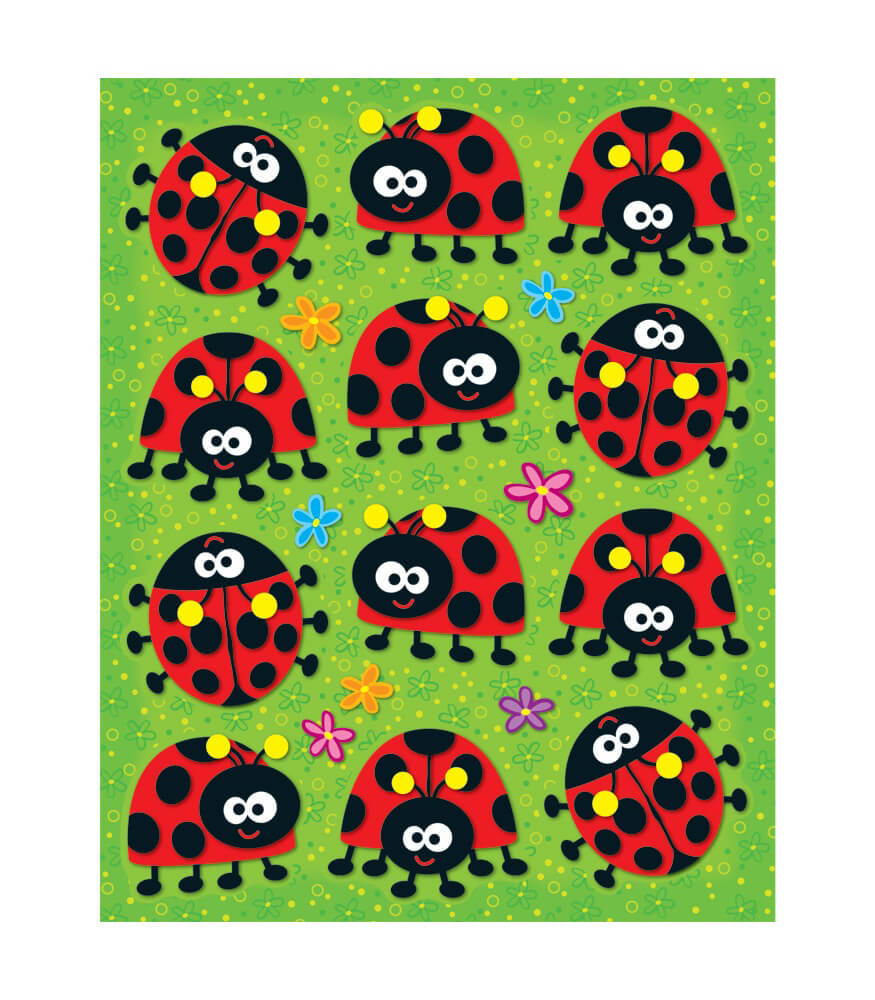 Ladybugs Shape Stickers Product Image