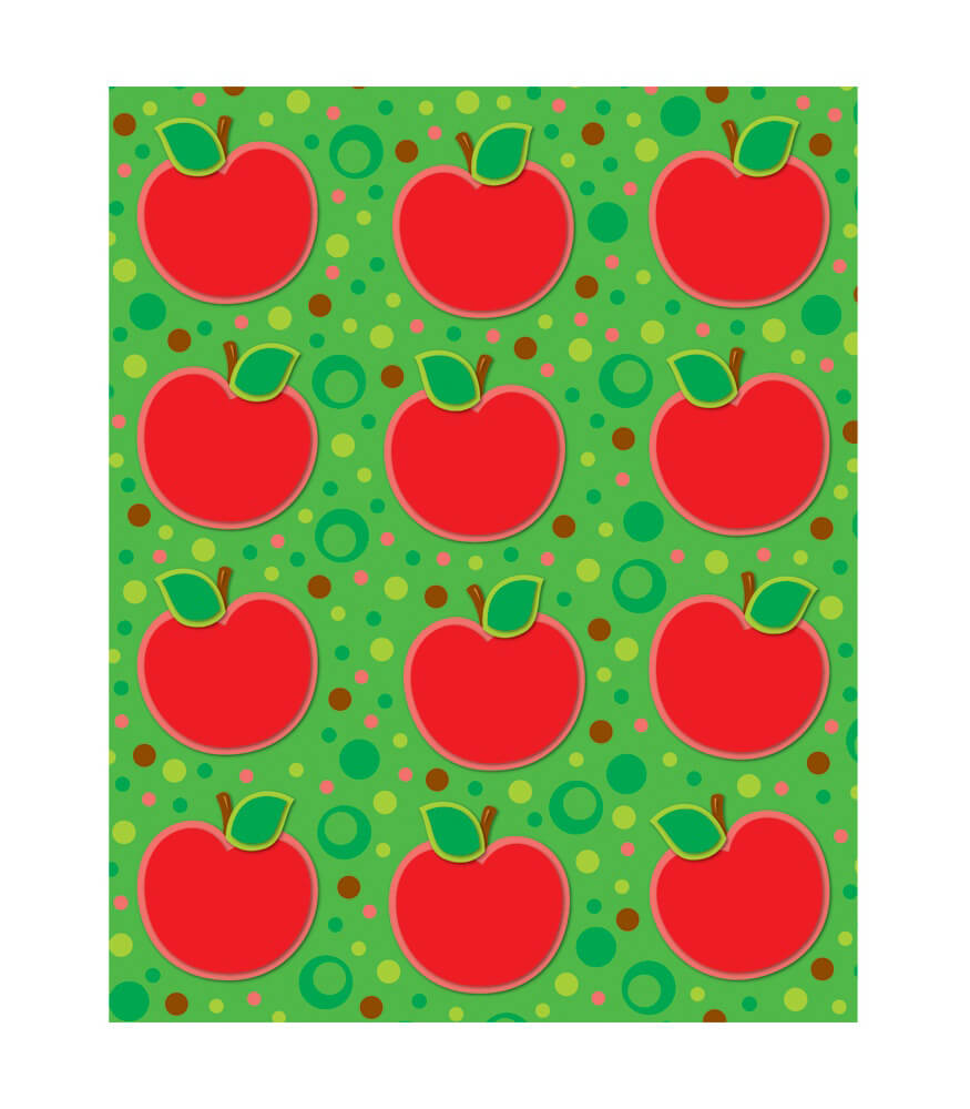Apples Shape Stickers Product Image