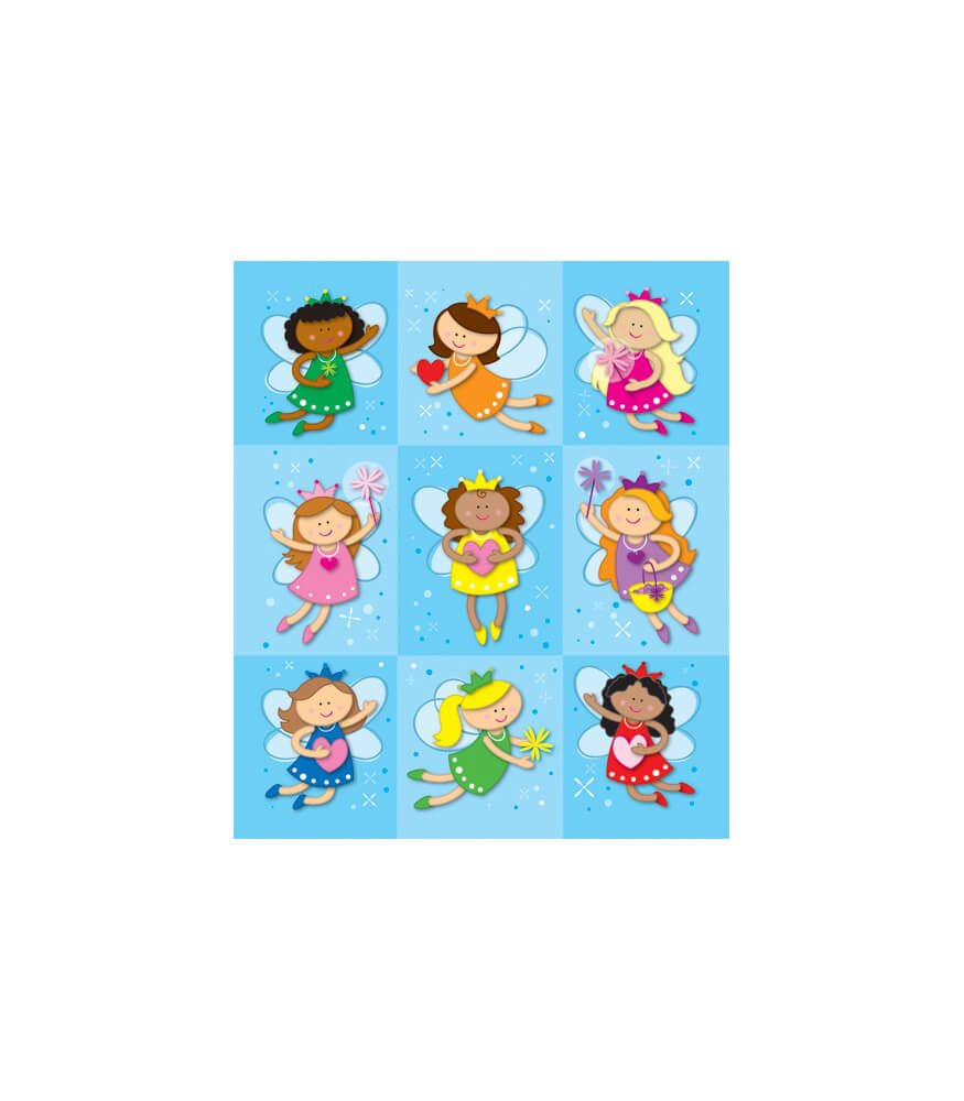 Fairies Prize Pack Stickers Product Image