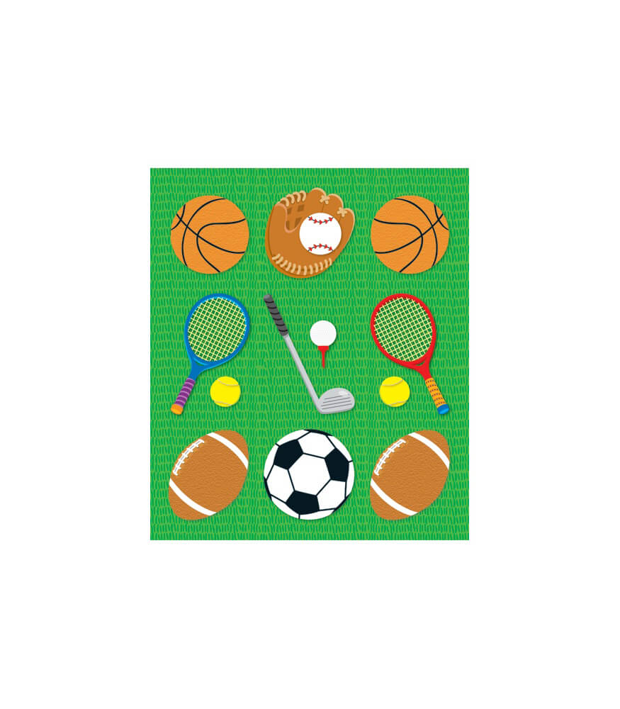 Sports Prize Pack Stickers Product Image