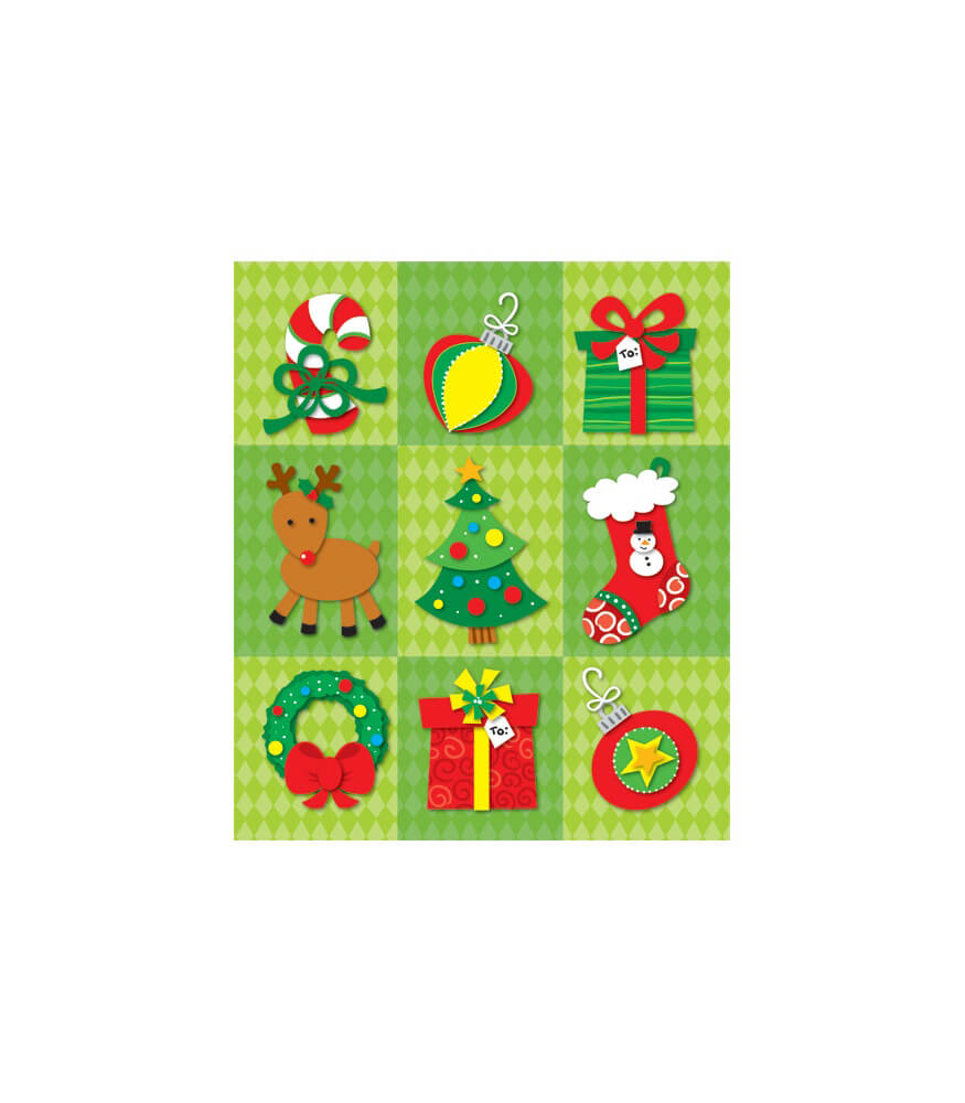 Christmas Prize Pack Stickers Product Image