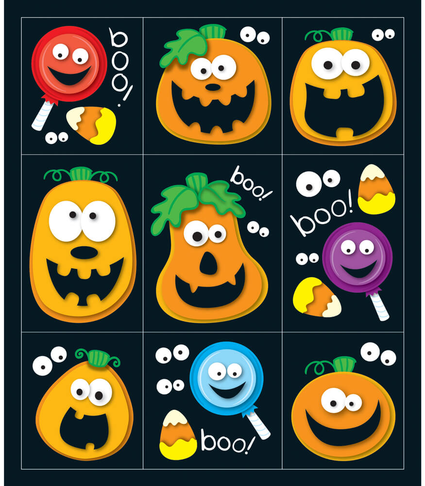 Halloween Prize Pack Stickers Product Image
