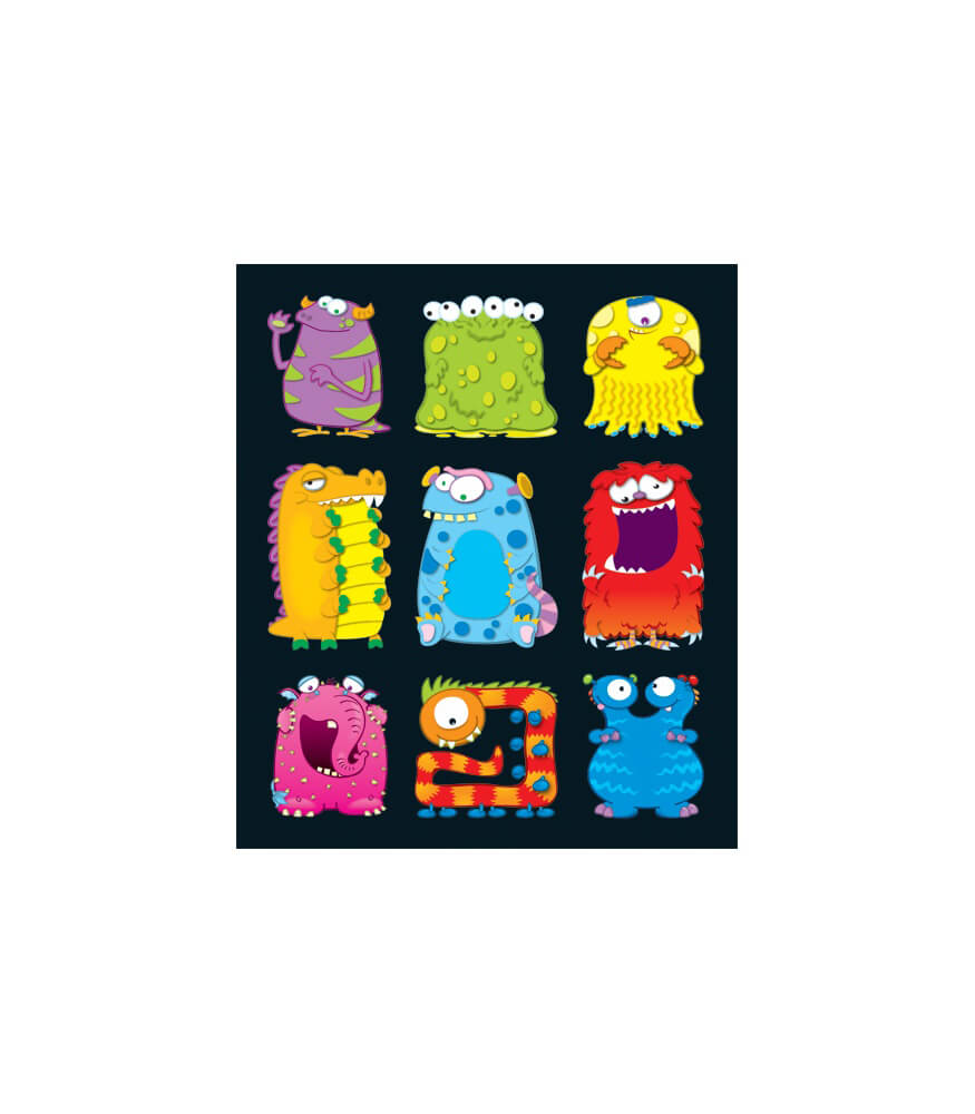 Monsters Prize Pack Stickers Product Image
