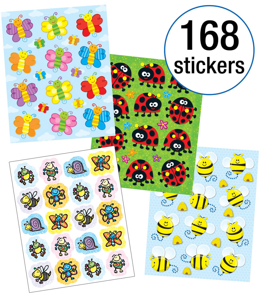 Bees, Bugs & More Sticker Collection Product Image