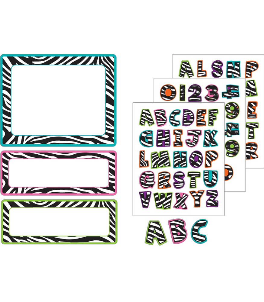 Wild Style Variety Sticker Pack Product Image
