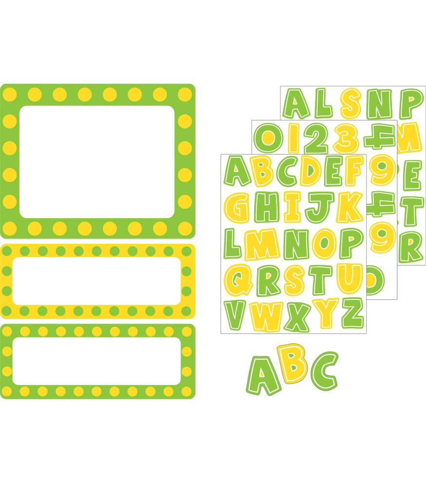 Lemon Lime Variety Sticker Pack Product Image