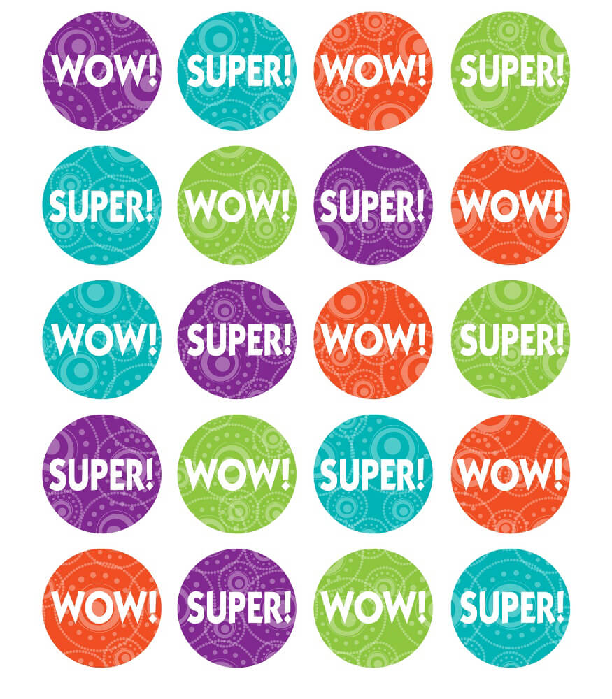 Calypso Motivators Motivational Stickers Product Image