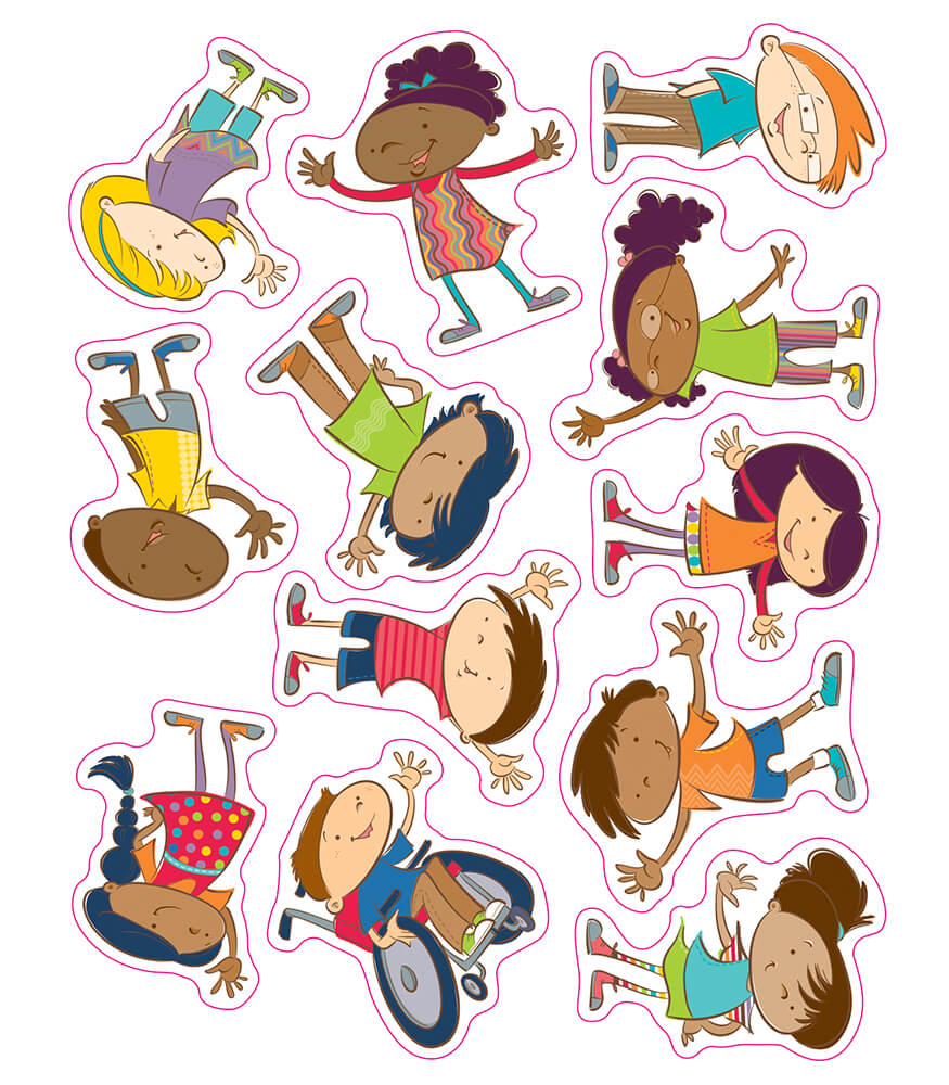 Carson Kids Shape Stickers Product Image