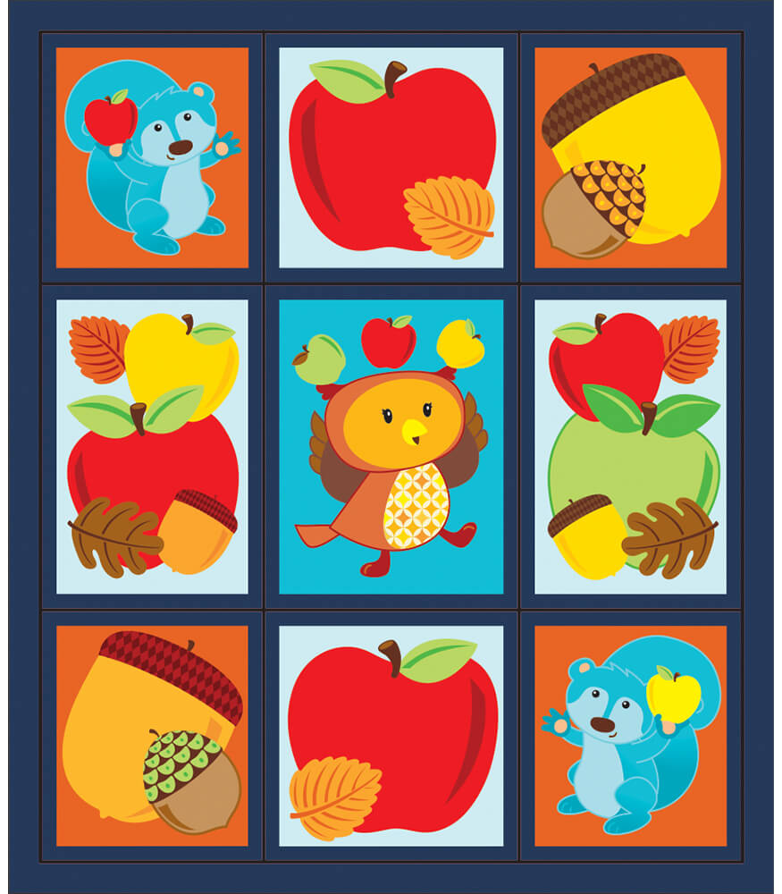 Fall Fun Prize Pack Stickers Product Image