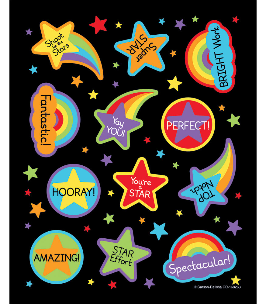 Be Bright Motivators Motivational Stickers Product Image