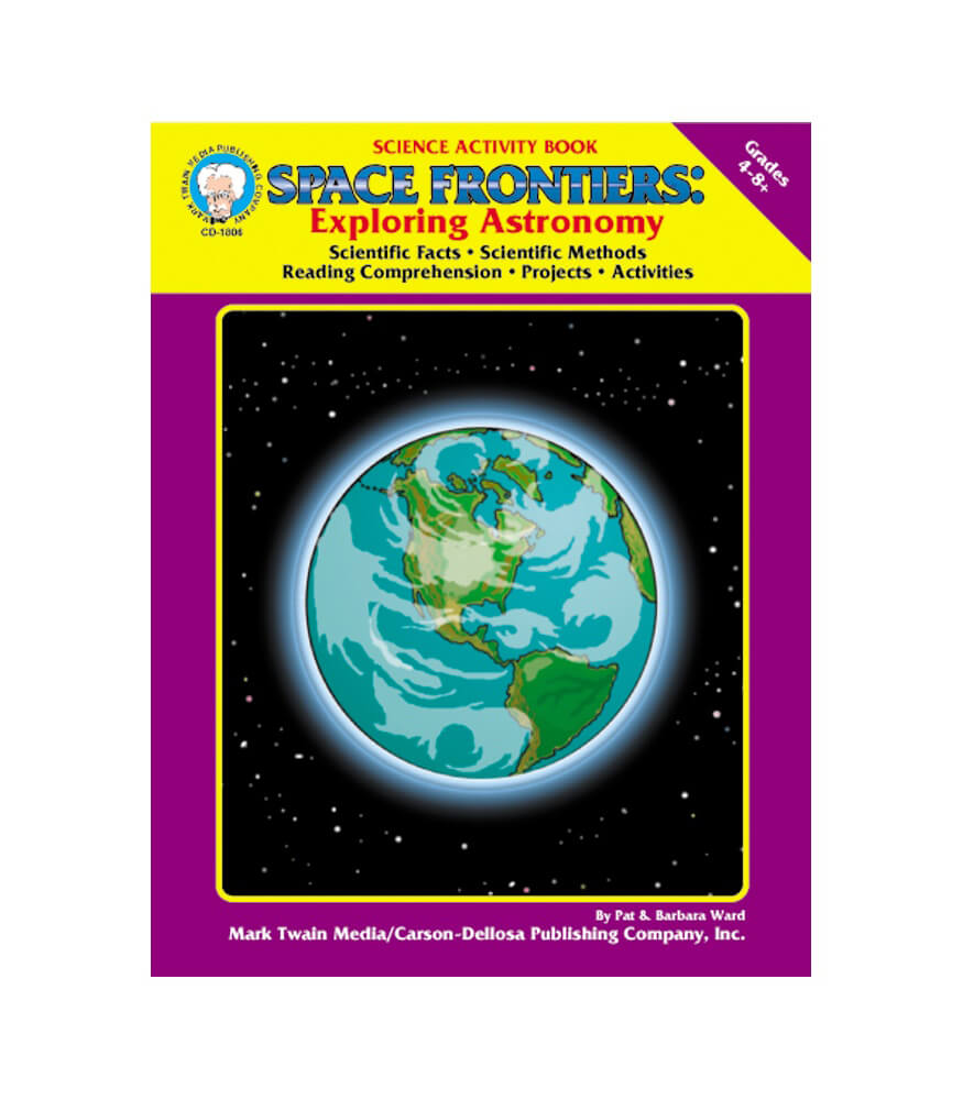 Space Frontiers Resource Book Product Image
