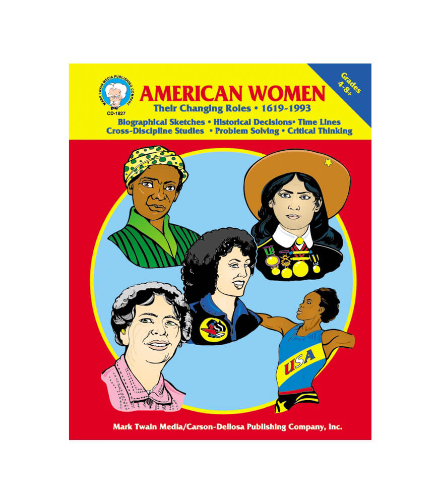 American Women Resource Book Product Image
