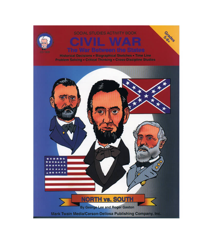 Civil War Resource Book Product Image