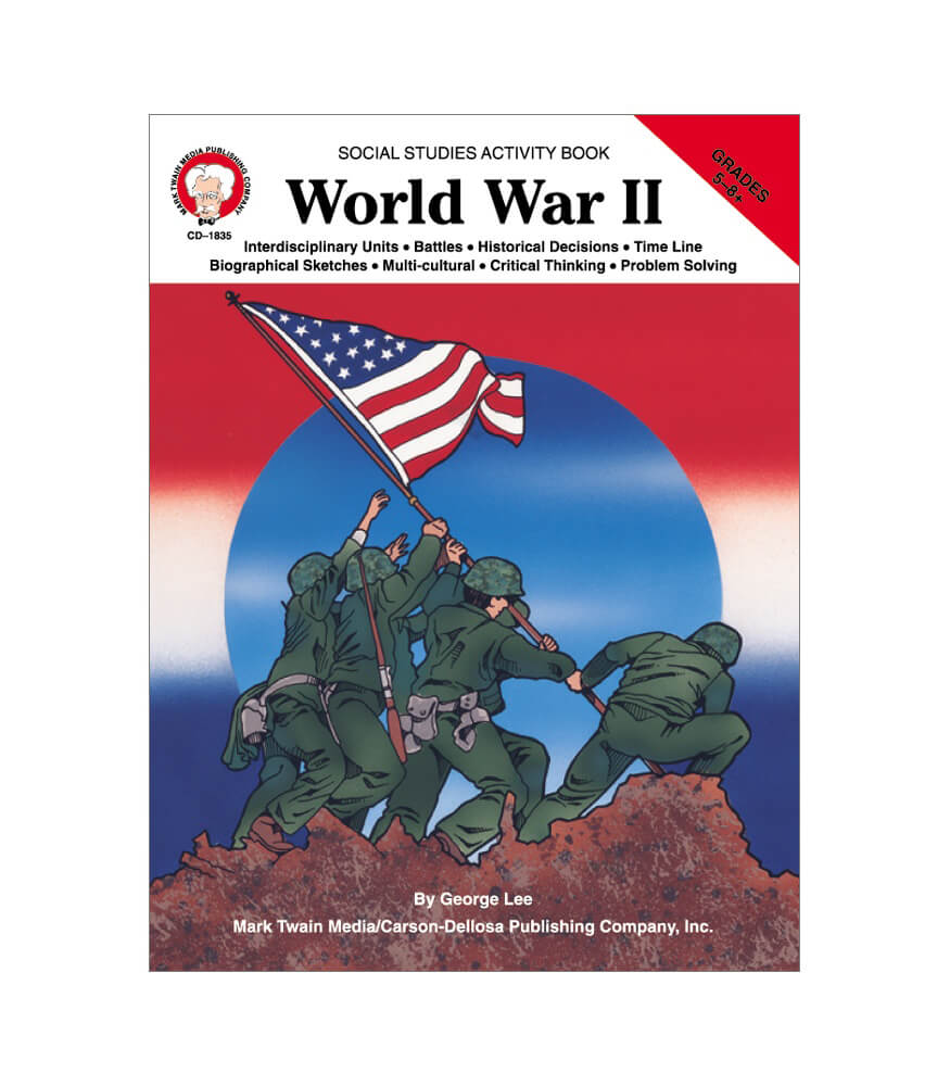 World War II Resource Book Product Image