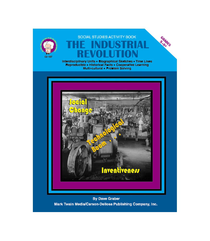 The Industrial Revolution Resource Book Product Image