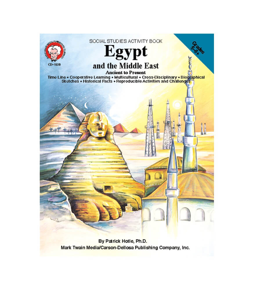 Ancient to Present Egypt and the Middle East  Resource Book