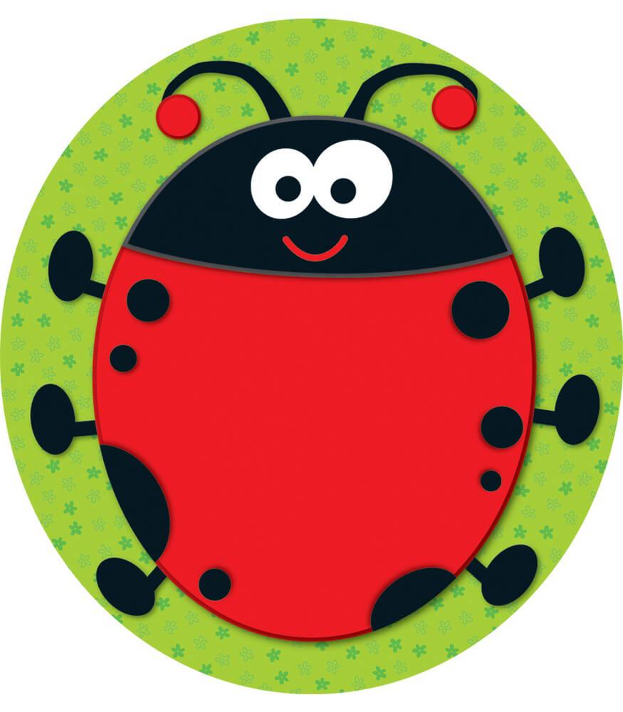 Ladybug Two-Sided Decoration Product Image
