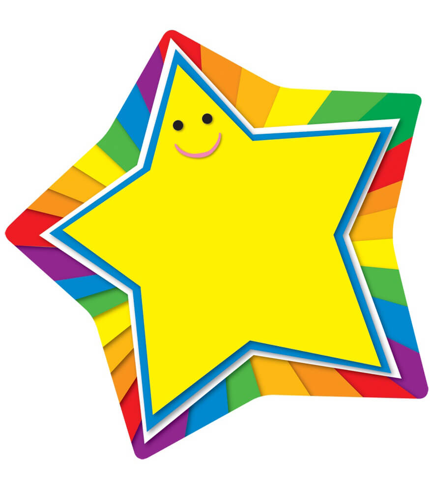 Star Two-Sided Decoration Product Image