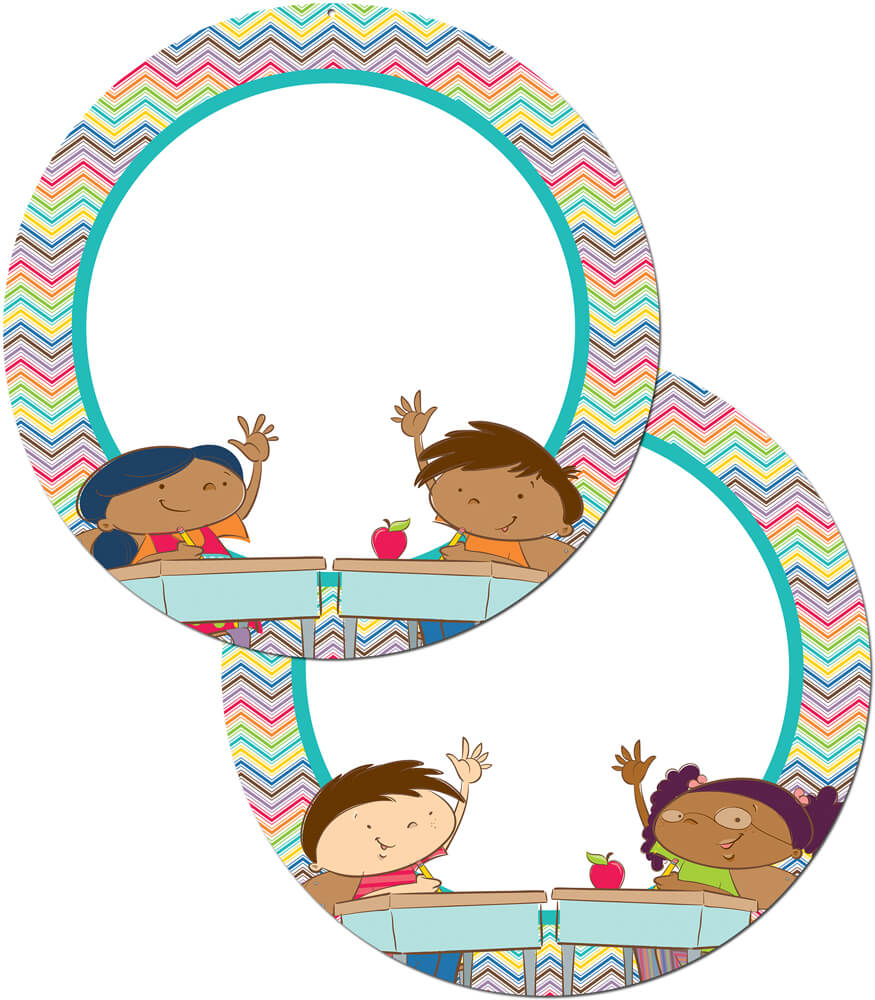 Carson Kids Two-Sided Decoration Product Image