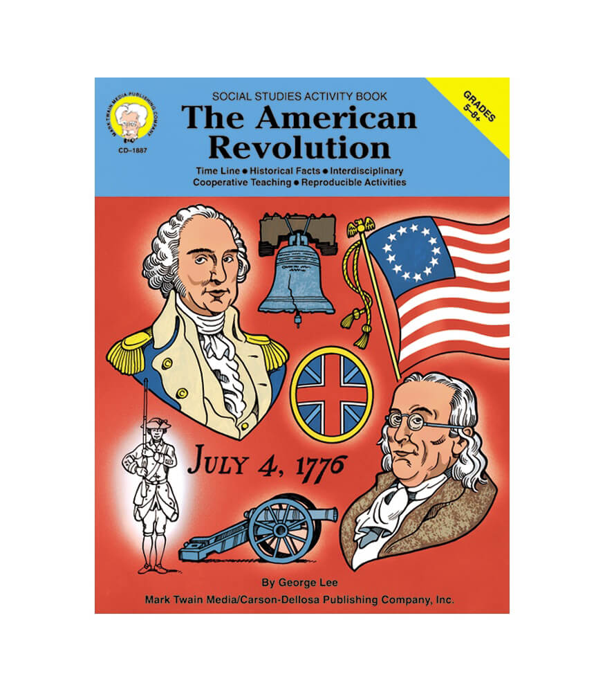 The American Revolution Resource Book Product Image