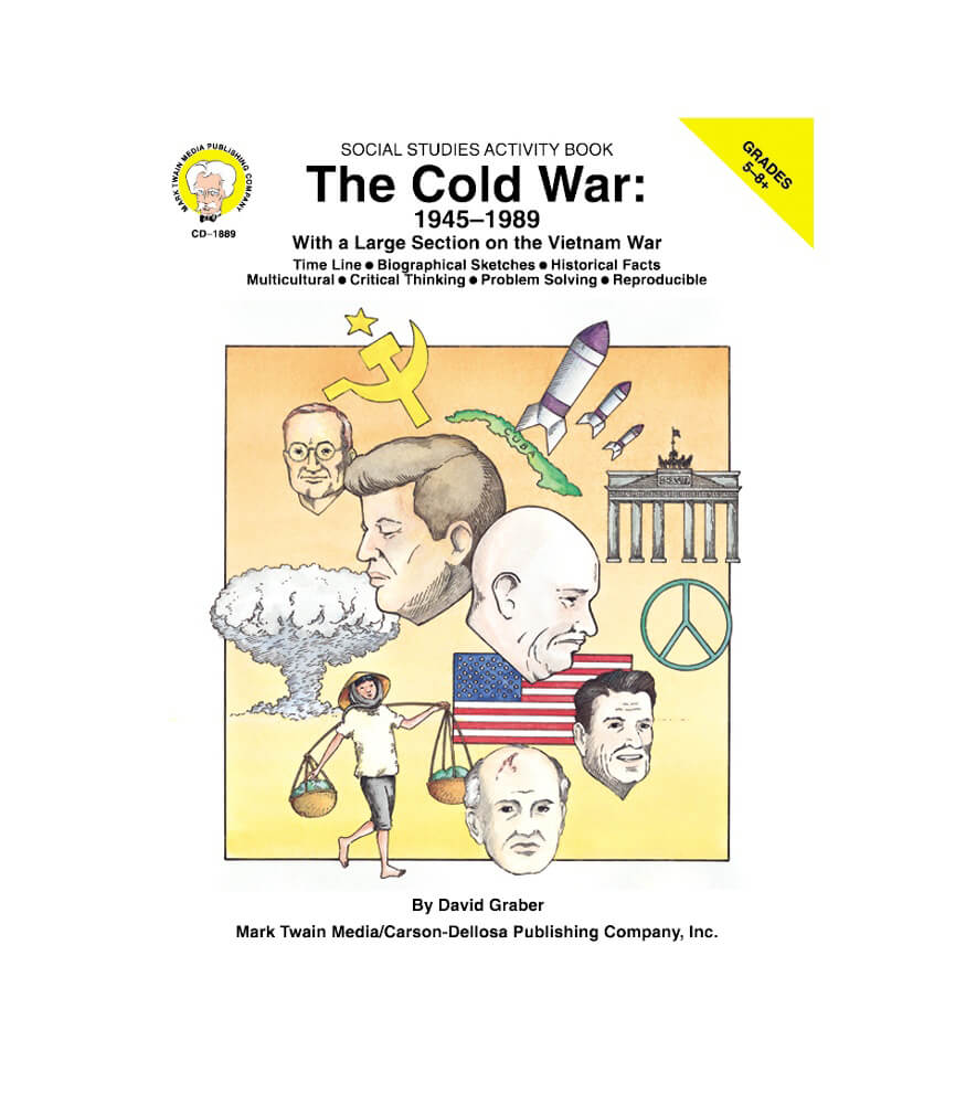The Cold War: 1945-1989 Resource Book Product Image