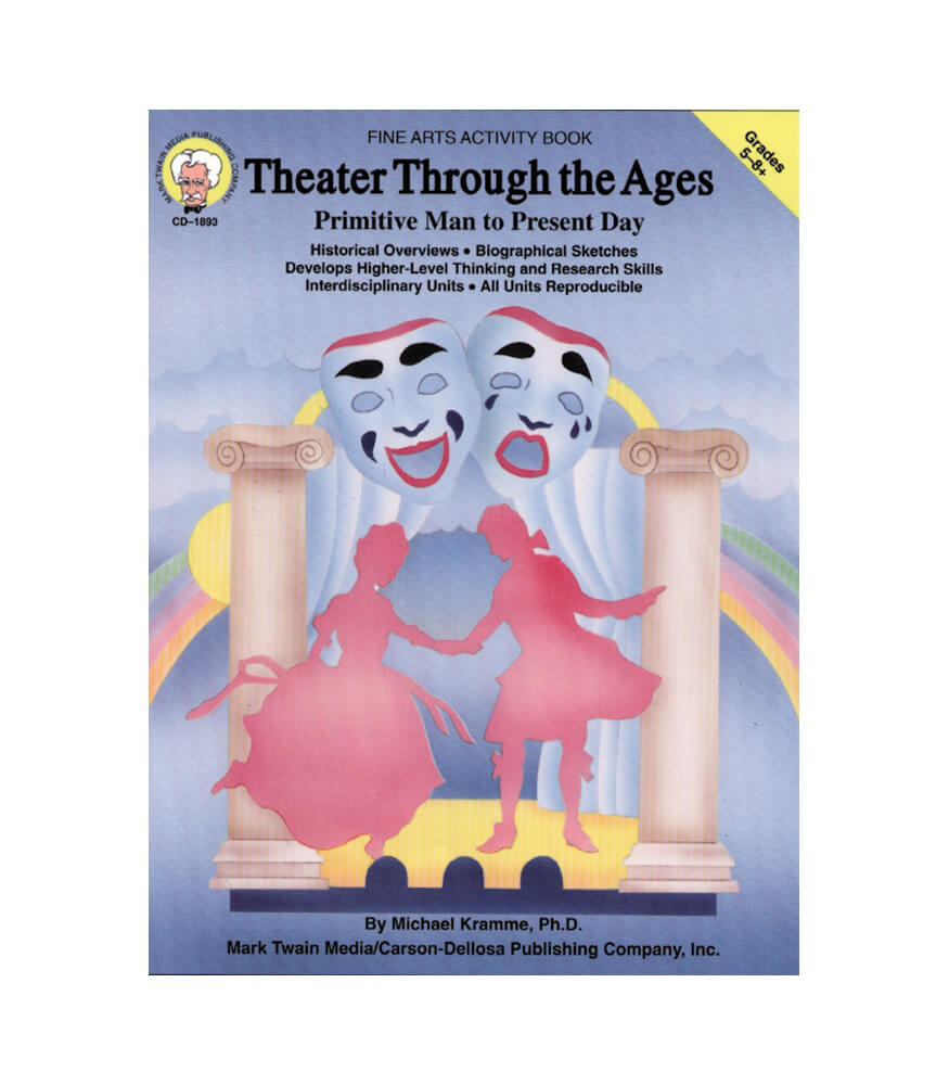 Theater Through the Ages Resource Book Product Image