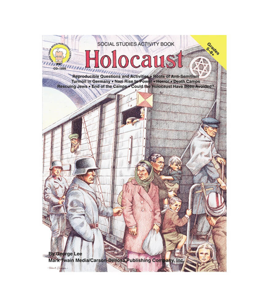 Holocaust Resource Book Product Image
